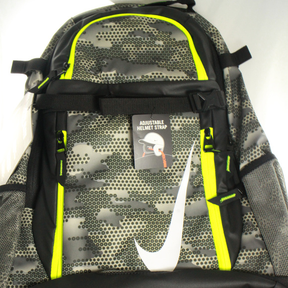 best cheap 1a6c2 e2b74 NIKE Vapor Elite Backpack Book Bag Baseball